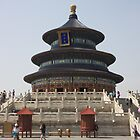 Temple of Heaven by Ian Johnston