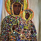 The Black Madonna of Czstochowa. Queen of Poland. Views 1387.  dzikuj  bardzo ! thank you friends ! has been SOLD ! Promotor Fidei. by AndGoszcz