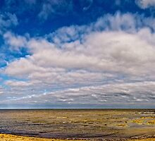 Minnis Bay Panorama by Geoff Carpenter