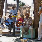 Cuban Band by Lynn Bolt
