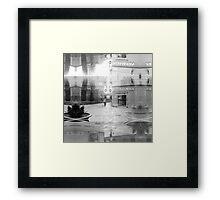 P1430597 _Luminance _Rasterbator _XnView _GIMP Framed Print