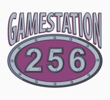 Gamestation 256 by Legobrickmaster
