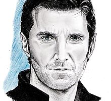 Richard Armitage aka Lucas North by jos2507