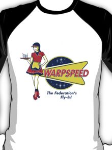 Warpspeed Federation Fly-In T-Shirt