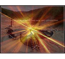 Jesus Calls His Apostles Photographic Print
