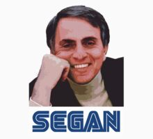 Carl Sagan by ElectroSean