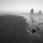 Cannon Beach by Sheri Bawtinheimer