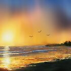 Sunrise - A New Day by Pam Amos