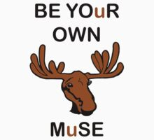 Be Your Own Muse by Melissa Gaggiano