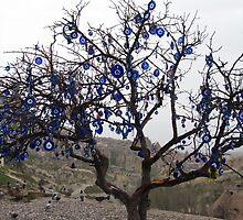 Turkey - Evil Eye Tree by soulimages