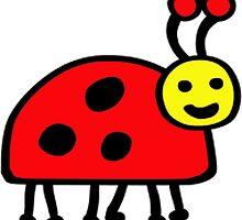 Ladybug by Nick Martin