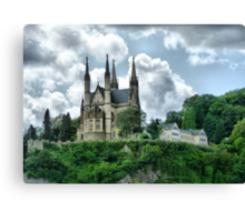 St Apollinaris Church. Canvas Print