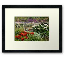 Flower - Poppy - Poppies  Framed Print