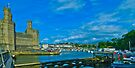 Caernarfon Harbour by Yukondick