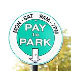 Park Free On Sundays by Dean Mucha