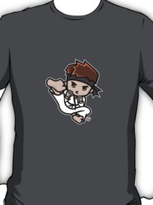 Martial Arts/Karate Boy - Jumpkick T-Shirt