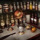 Pharmacy - Items from the specialist by Mike  Savad