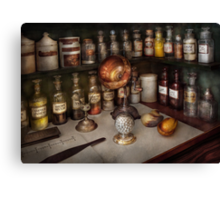 Pharmacy - Items from the specialist Canvas Print