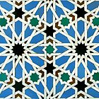 Moorish mosaic by Valentina Silva