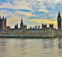 Palace of Westminster #1 by Matthew Floyd