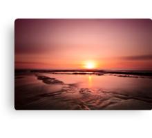 ~ the sunrise ~ Canvas Print