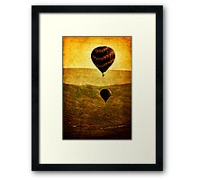 Soaring Heights Framed Print