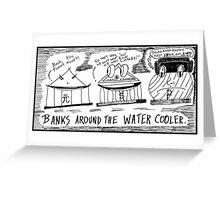 Treasury Humor Greeting Card