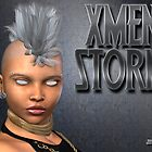 XMEN STORM by Junior Mclean