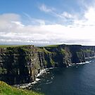 The Cliffs of Moher by Alex Cassels
