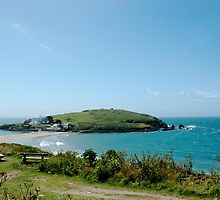 Burgh Island by 24Flowers