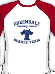 Greendale Debate Team T-Shirt