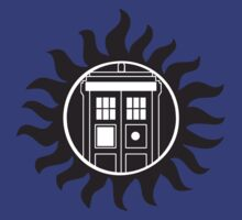 SUPERWHO DOCTOR WHO SUPERNATURAL  by thischarmingfan