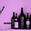 Bottles on a Shelf - Still Life  ^ by ctheworld
