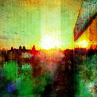 sunset on East Harlem (Collaboration) by ShellyKay