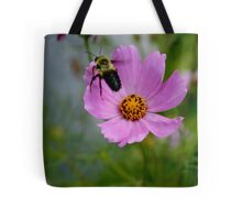 """Bumble Bee 1 """"target acquired"""" Tote Bag"""