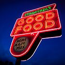 Schmucker's Diner In Toledo Ohio by John Hartung
