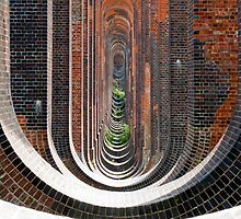 Below the Viaduct (11 Million Bricks) by mikebov
