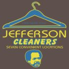 JEFFERSON CLEANERS by BUB THE ZOMBIE
