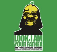 LOOK I AM YOUR FATHER by Tuism