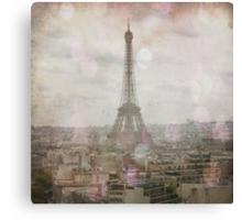 Dreaming of Paris Canvas Print