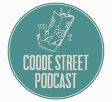 Coode Street Podcast (teal) by jonathanstrahan