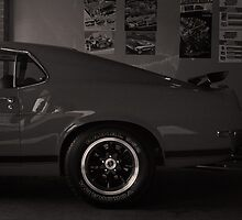 69 Ford Mustang Boss 347 (302) 1 by MattMcilwhan