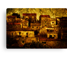 Neighbourhood Canvas Print