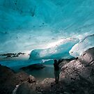 Under the glacier by missmei