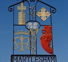 Martlesham, Suffolk by wiggyofipswich