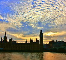 Palace of Westminster #2 by Matthew Floyd