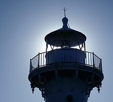 Ulladulla Lighthouse  by waxyfrog