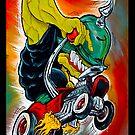 Monster Rod by Joey Finz