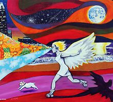 'Arise, Phoenix - Visions of an Earthbound Goddess' by Jerry Kirk