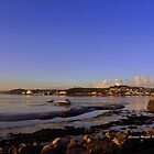 A Winter Afternoon in Instow by Charmiene Maxwell-batten